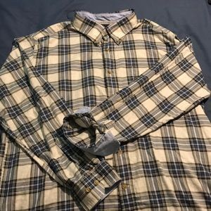 Tommy Hilfiger L/S button down sz Xl